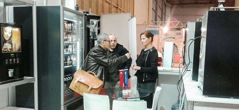 horeca fair elektral vending