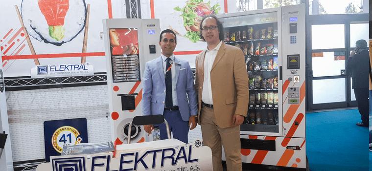 vending elektral fair italy