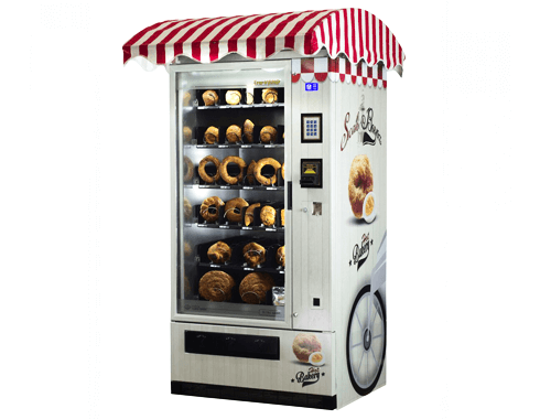 hot bakery machine