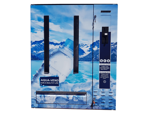 bus vending machine aquavend