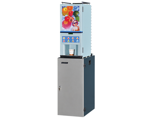 Cold Beverage vending machine