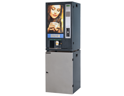 hot beverages vending machine midi
