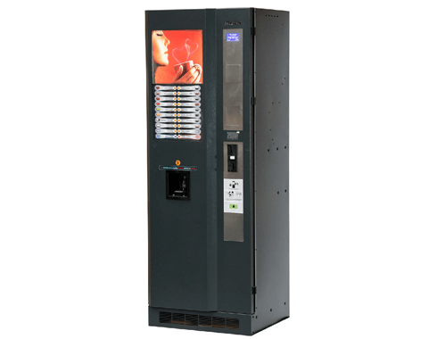 hot beverages vending machine 18 selection