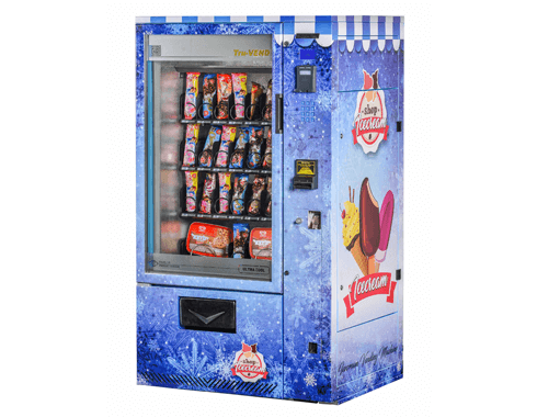 elektral ice cream machine frozen