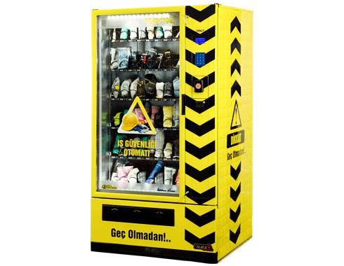 industrial vending machine
