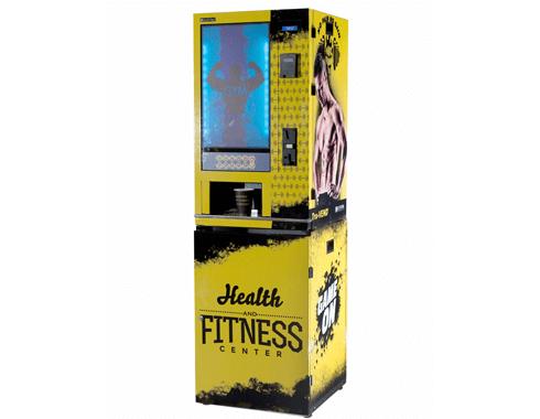 protein shake vending machine